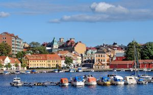 Restaurang Karlskrona
